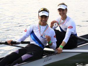 Rowing Club Genovese tris d'ori tra i Pesi Leggeri a Varese