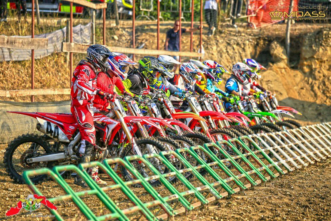 Regionale Motocross: prova finale affidata all'MC La Guardia