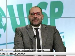 """Tiziano Pesce, candidato unico alla presidenza nazionale UISP: """"Sempre avanti, c'è bisogno di tutti noi"""""""