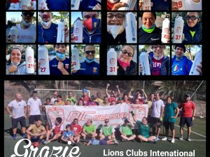 BIC Genova e Lions Club Golfo Paradiso: insieme nella difficoltà