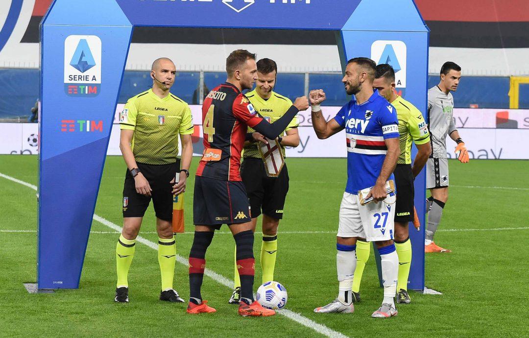 Genoa e Samp si spartiscono colpi, punti e onori nell'arena vuota