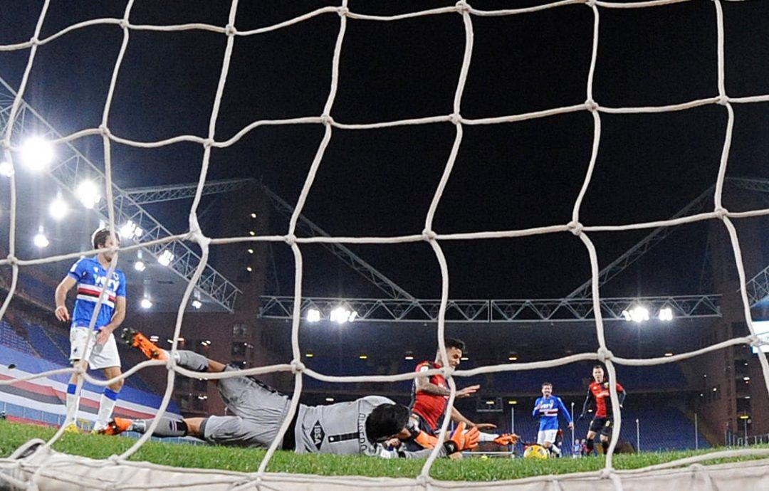 Il derby resuscita il Genoa e lancia dubbi sulla tenuta atletica e mentale della Samp