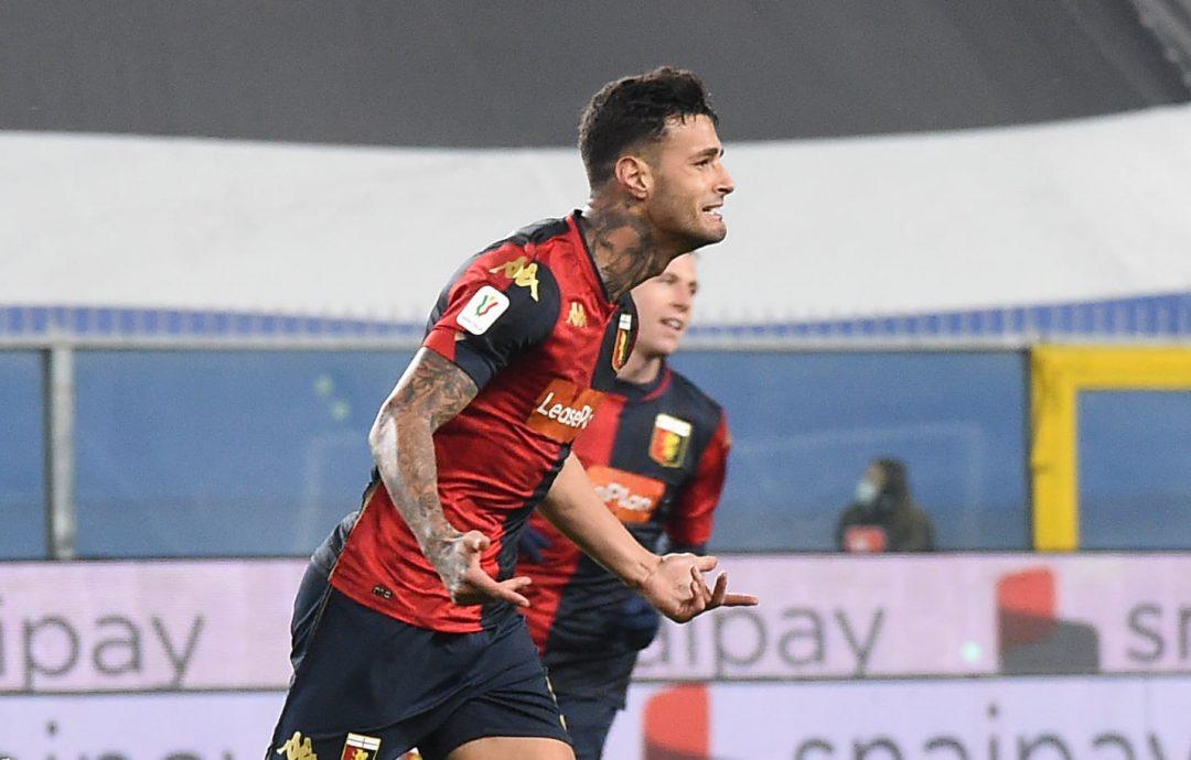 Il Genoa vince il derby di Coppa Italia con una mezz'ora di fuoco, suicidio Samp