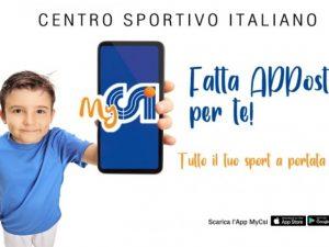 Nasce l'app MyCsi