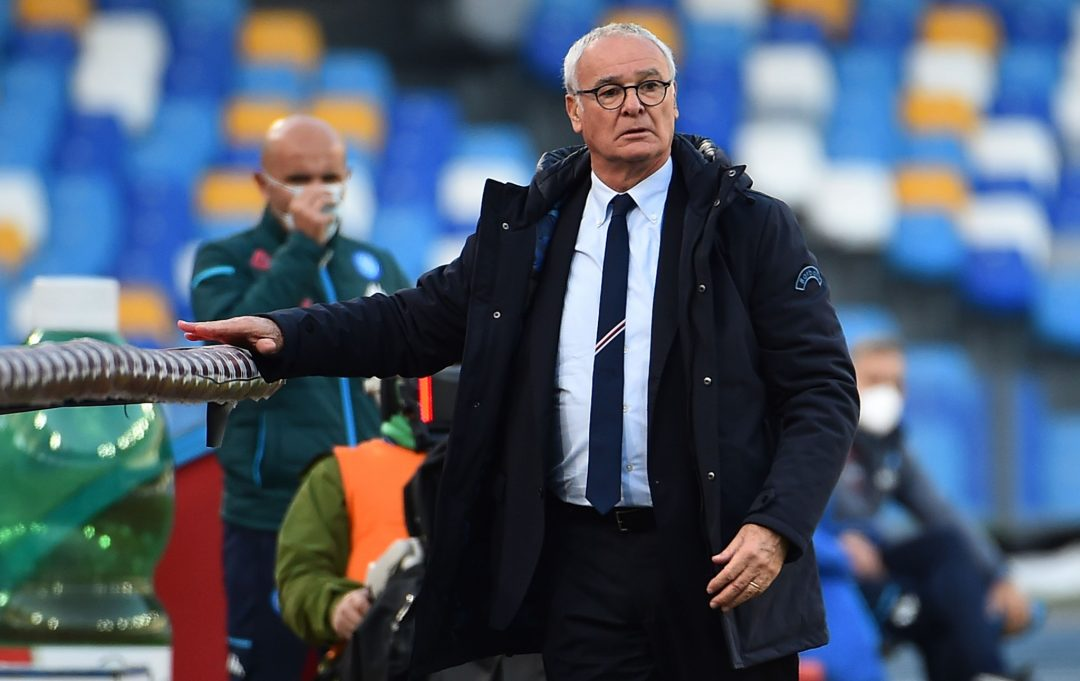 Samp di Ranieri nona, è il miglior risultato possibile. Da rinnovare, subito