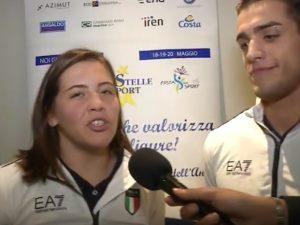 I fratelli Caneva e Aurora Campagna convocati in raduno per l'Internazionale di Belgrado