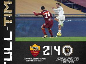Lo Spezia vince 4-2 ai Supplementari con la Roma in un match folle e va ai quarti, 2 rigori e 2 espulsi