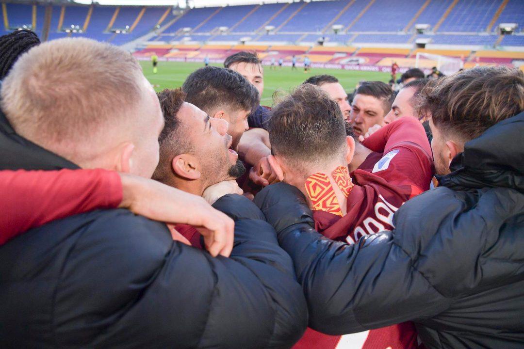 Lo Spezia pareggia la Roma al 90' ma si fa superare per 4-3 al 93'