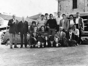 Atleta, tecnico e presidente: la Canottieri Sampierdarenesi piange la morte di Montesano