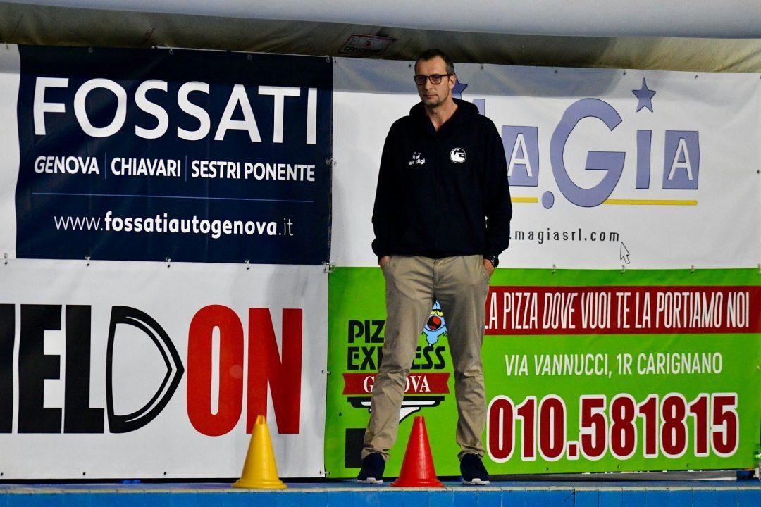 """Torna la A2. Magalotti: """"Il Bogliasco è pronto"""""""