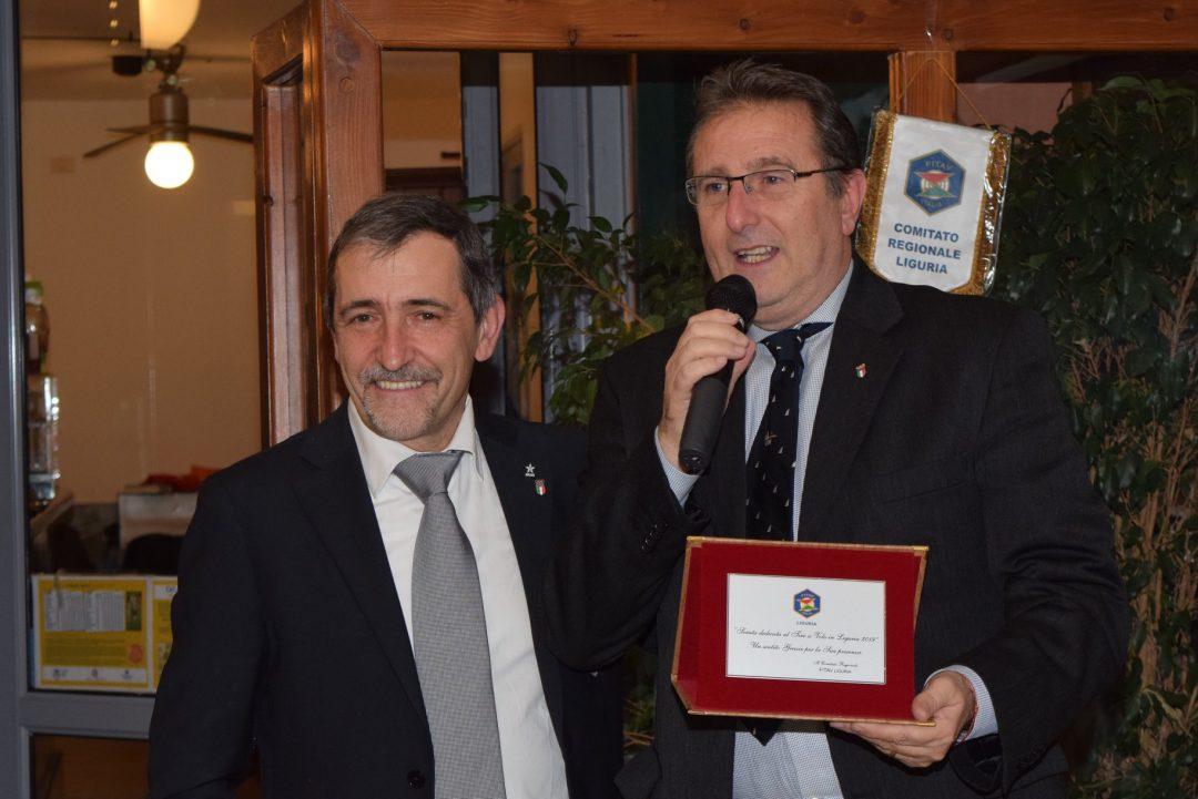 Ciocca riconfermato alla guida di FITAV Liguria