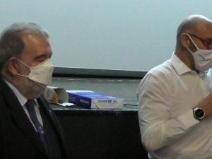 Cambio alla guida della I-Zona: Belgrano passa il testimone a Buscemi
