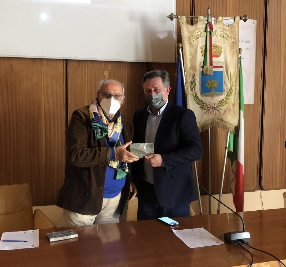 "Nasce a Lerici l'associazione ""Enrico Calzolari pro Monte Caprione"""