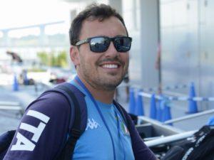 Giulio Basso (Rowing Club Genovese) nel Consiglio Nazionale degli Allenatori