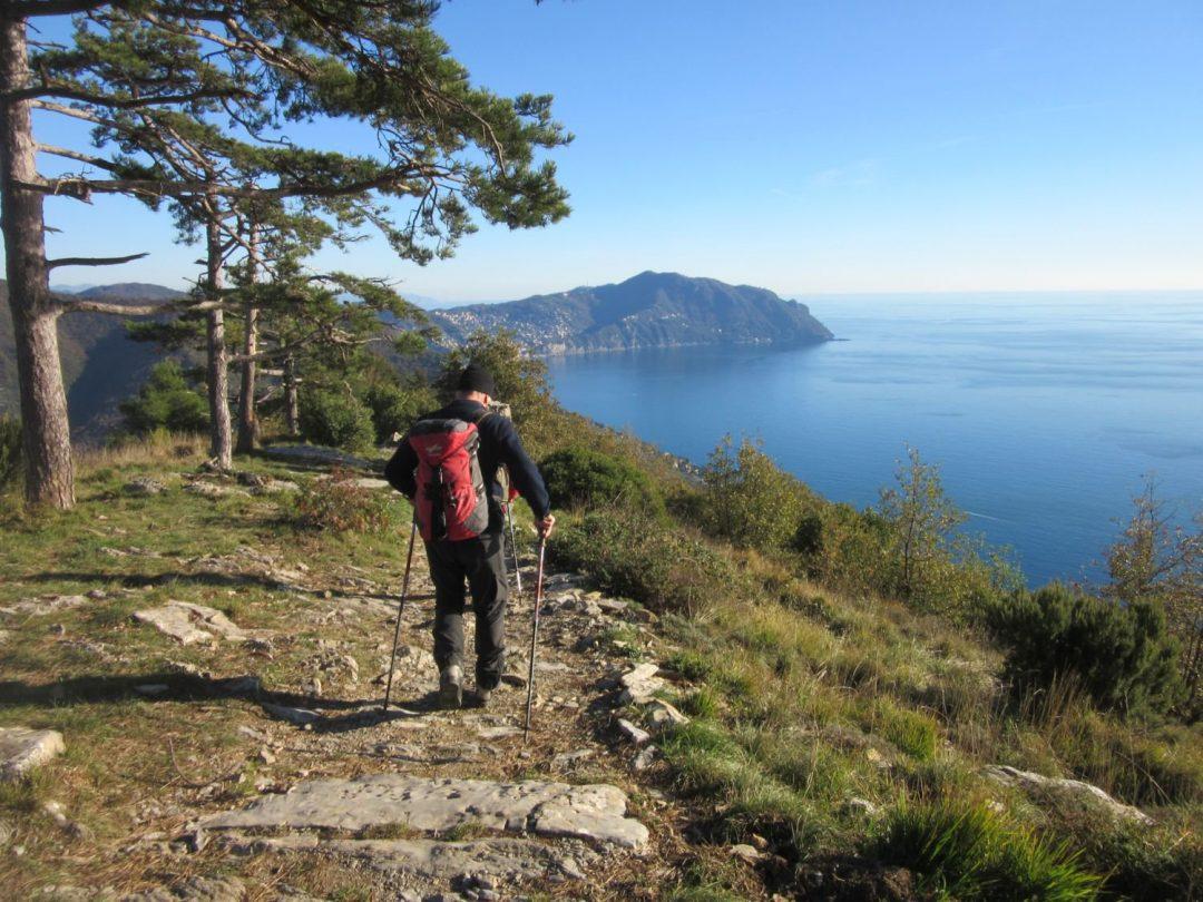 Cinque candidati superano l'esame da guida alpina in Liguria