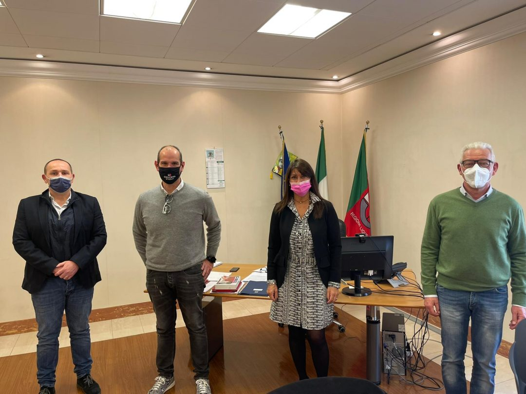 """FIN Liguria e """"Insieme si vince"""" incontrano l'assessore regionale Ferro"""
