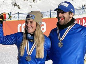 Mondiali Snowboard: il genovese Lorenzo Sommariva conquista l'argento