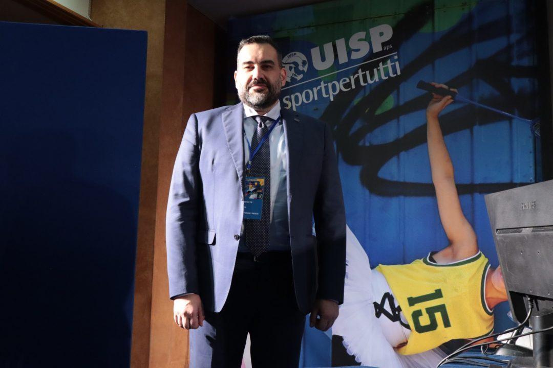 Tiziano Pesce nuovo presidente nazionale