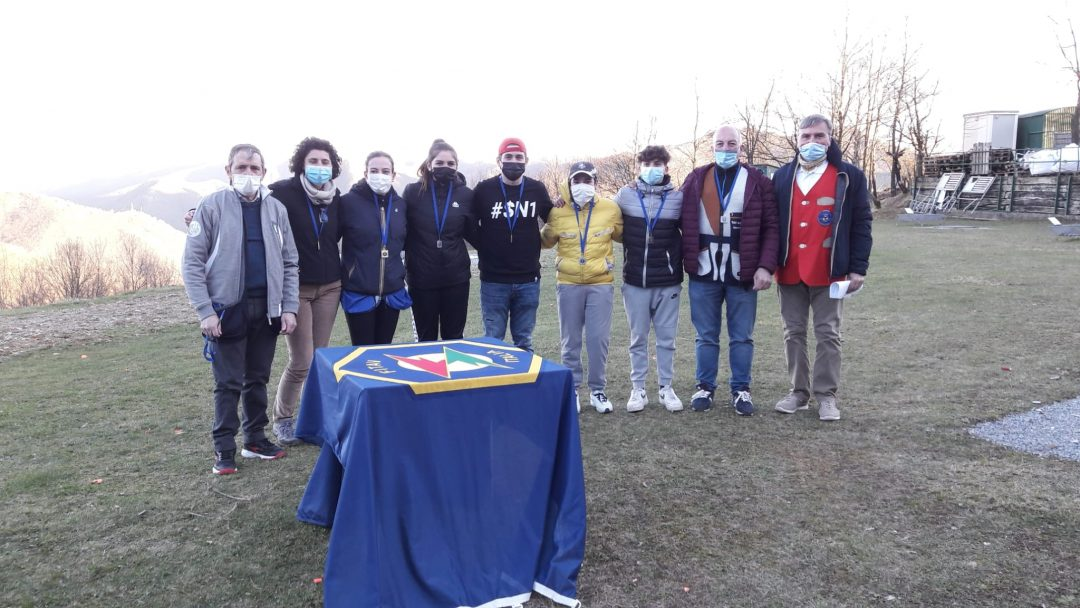 Campionati Regionali d'Inverno: tutti i campioni
