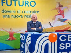 Cristiano Simonetti nuovo consigliere nazionale