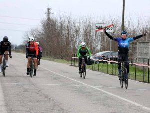 A Garlasco debutto col botto per i master Bicicamogli
