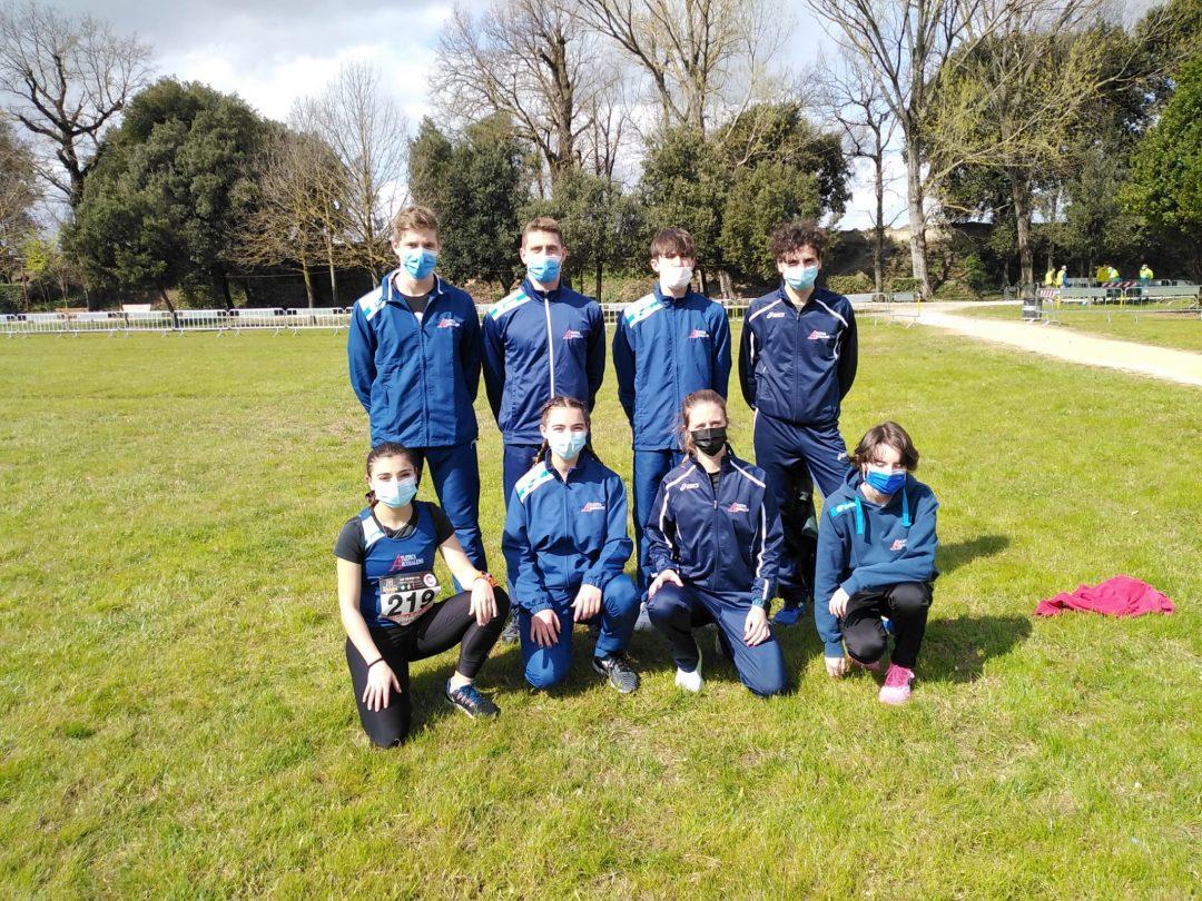 Tricolori Cross: bronzo per la squadra maschile Arcobaleno