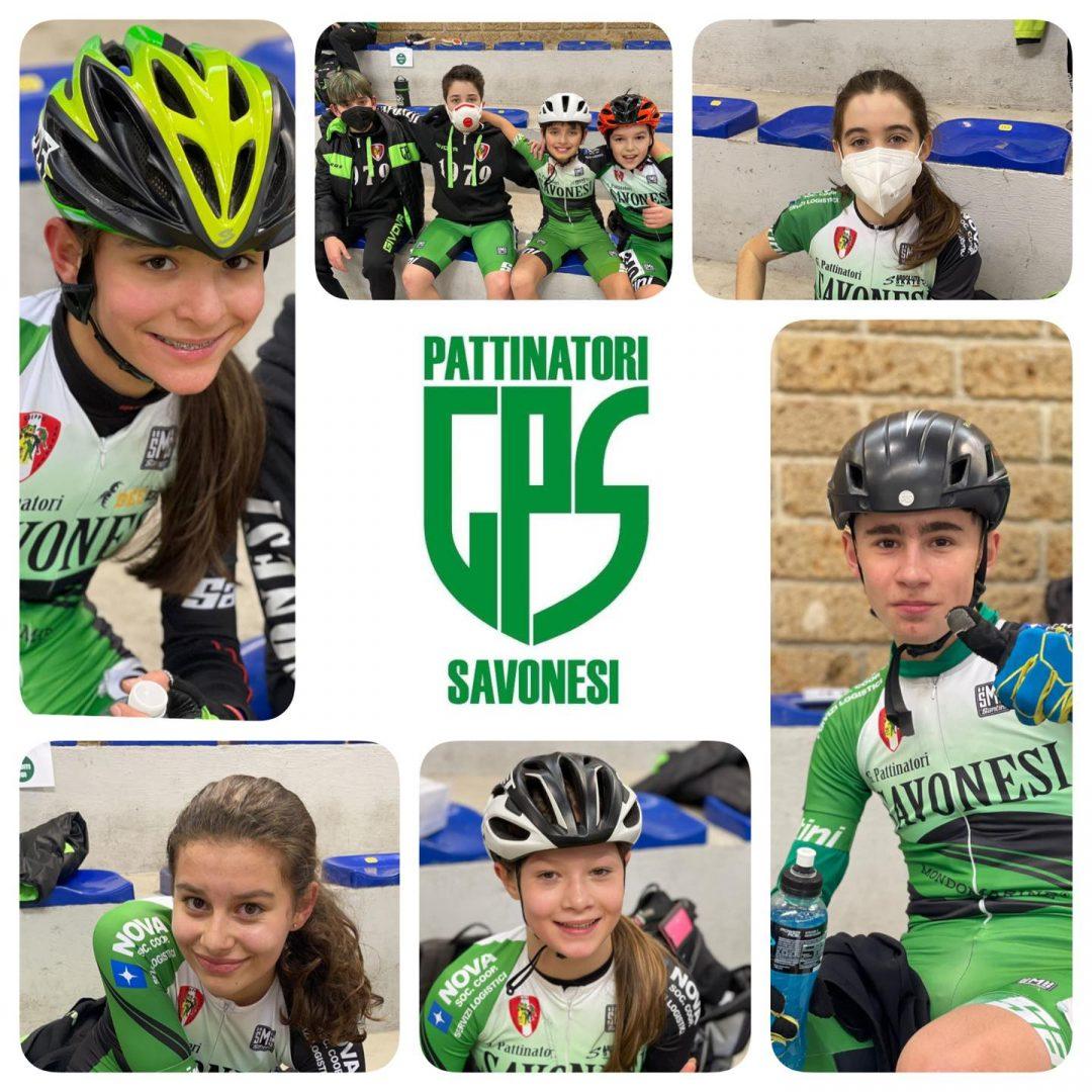 Trofeo Skate Italia e Tricolori Ragazzi: bene i Pattinatori Savonesi