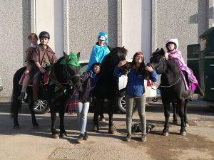 L'8 marzo e le donne degli Sport Equestri