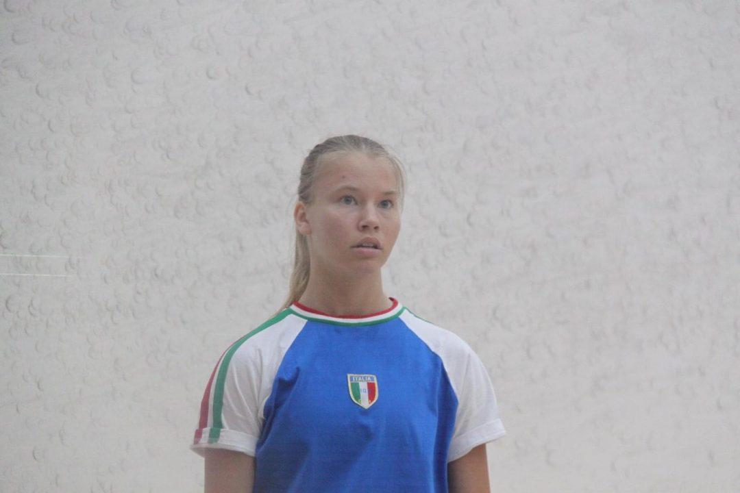 Citta d'Italia: bronzo per Petra Paunonen