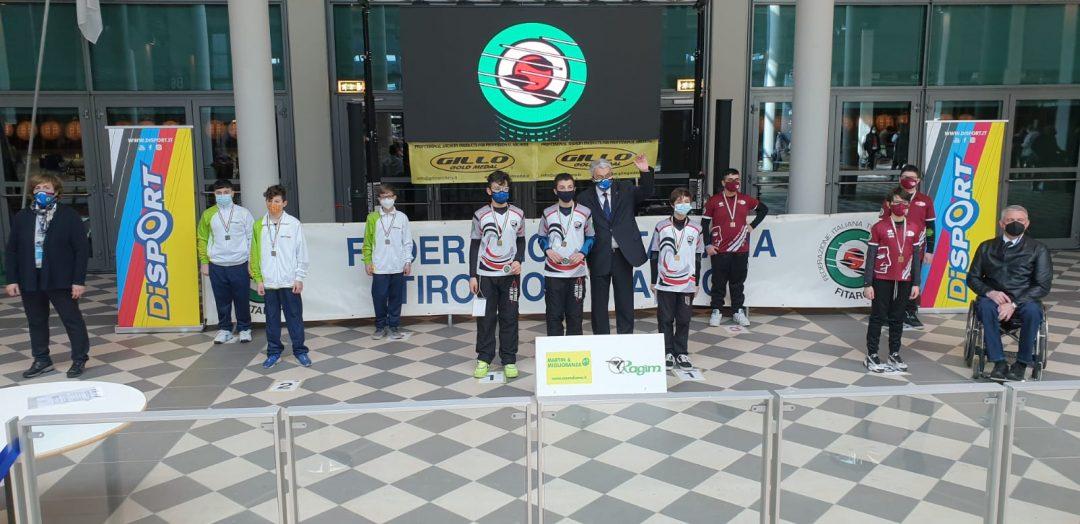 Tricolori Indoor a Rimini: pieno di medaglie per le società liguri