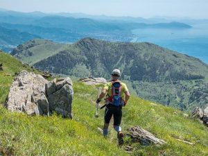 Ad Arenzano uno speciale Gran Trail Rensen