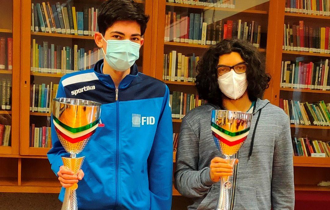 Pitzalis e Traversa: trionfo savonese ai Tricolori Giovanili