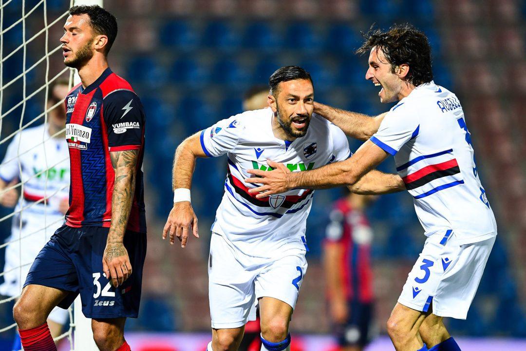 """La Sampdoria supera il tabù dello """"Scida"""" e vola al nono posto"""
