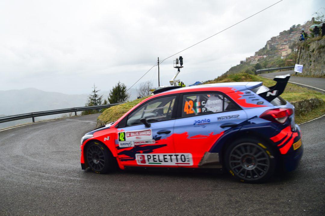 La Power Stage di Bajardo accende il semaforo verde del 68° Rallye Sanremo