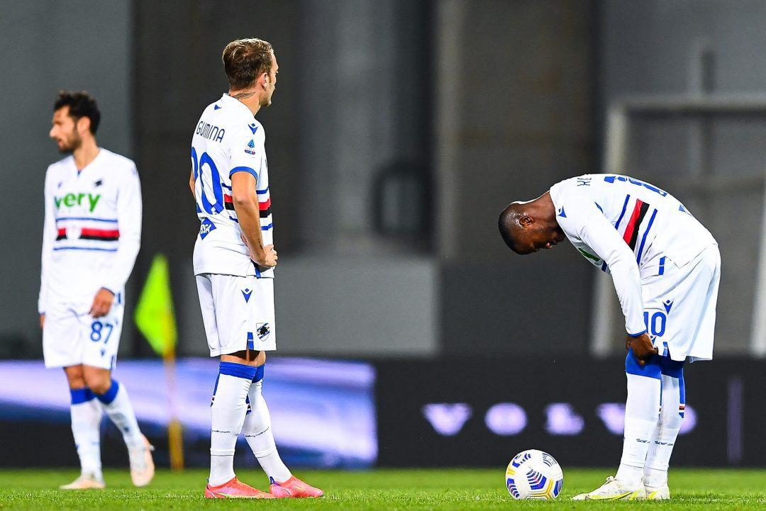 Sampdoria, l'Emilia è terra amara: 0-1