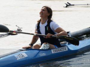 Coppa del Mondo a Szeged: in gara la sanremese Amanda Embriaco