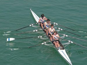 Rowing Club Genovese e Canottieri Sanremo: pioggia di successi alla seconda regata