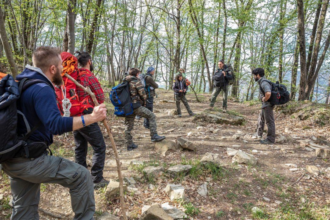 """Corso Survival con """"The Shire ASD"""""""
