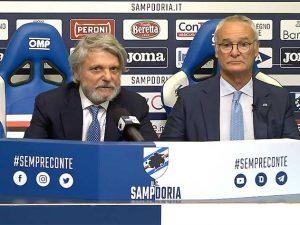 Ranieri per restare vuole certezze sul piano tecnico-sportivo