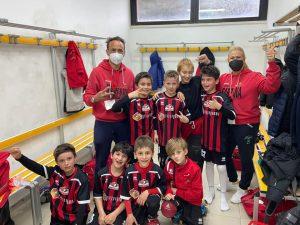 Gruppo Gamma Sarzana alle finali nazionali con gli Under 11