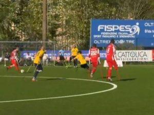 Calcio amputati: Levante C. Pegliese sconfitta dai campioni in carica