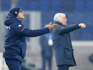 Gasp contro Balla, confronto impari per il Genoa ma le preoccupazioni sono tutte dell'Atalanta