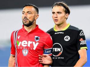 Lo Spezia spreca un match point salvezza con una Samp spensierata