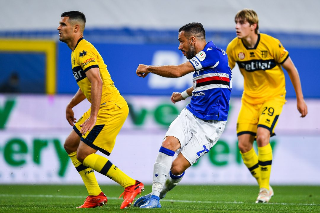 La Samp dei veterani piega 3-0 il Parma dei Millenials, si chiude a 52 punti esatti