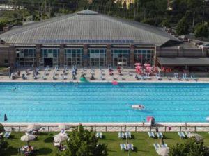 Entusiasmo ed energia per la nuova stagione della piscina di Sestri Levante