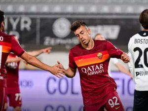 """Lo Spezia saluta con l'ultima suggestione: quasi """"elimina"""" la Roma dall'Europa, 2-2"""