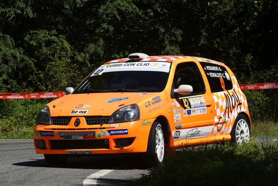 La Lanterna Corse Rally Team riparte dal Camunia Rally