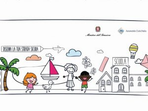 """""""Disegna la tua strada sicura"""": Aci Genova promuove il contest alle scuole primarie"""