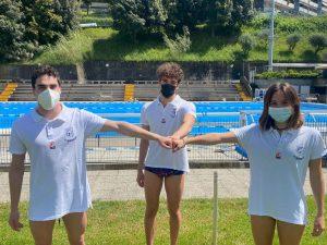 Genova Nuoto da 14 anni sulla cresta dell'onda: 4 medagliati ai Tricolori in vasca corta