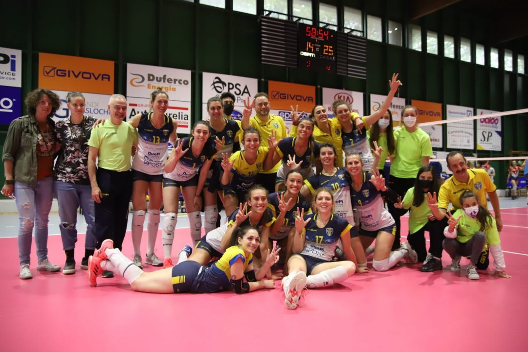 Serie A2: PSA Olympia qualificata alle semifinali playoff